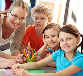 Краткосрочные курсы английского языка для школьников в Санкт-Петербурге