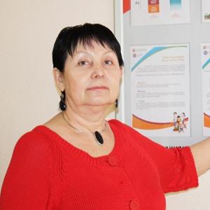 Солонина Алла Михайловна