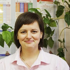 <p><strong>Тихомирова Людмила Валерьевна</strong></p>